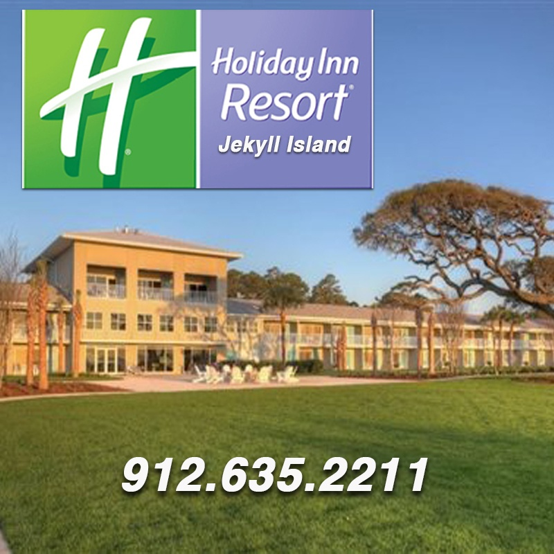 Holiday Inn Jekyll resort-The Island Directory