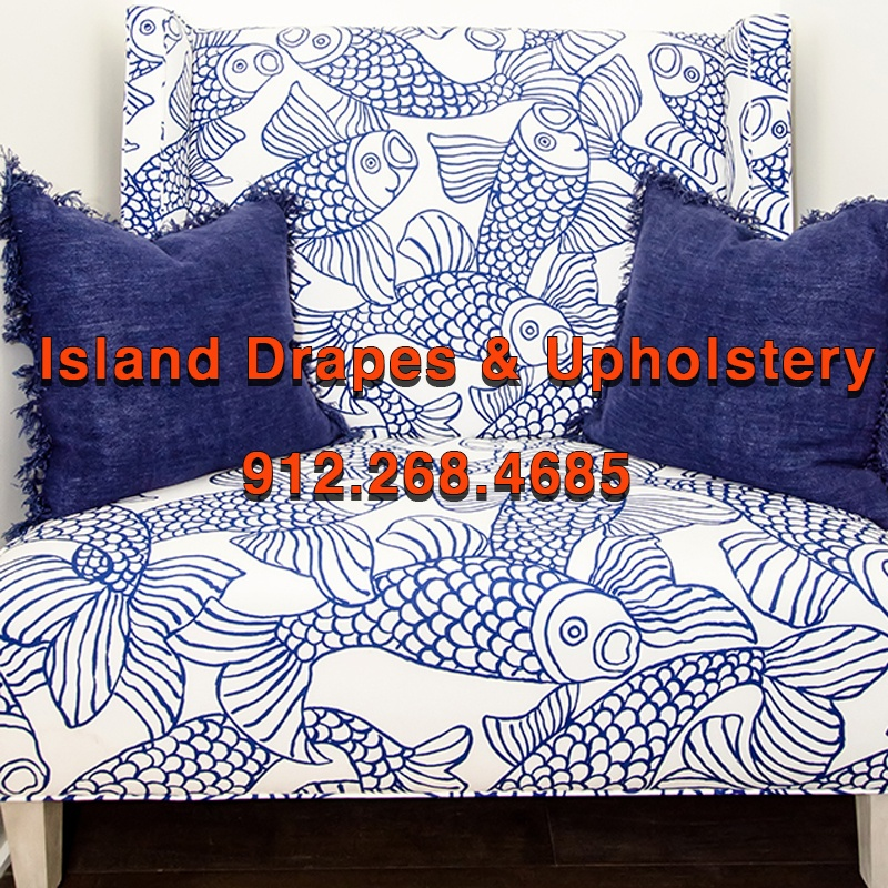 Island Drapes & Upholstery-The Island DIrectory
